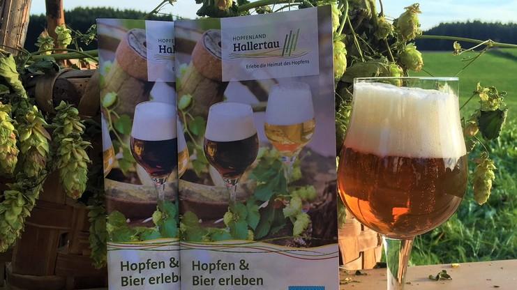 Hopfen & Bier erleben im Hopfenland Hallertau