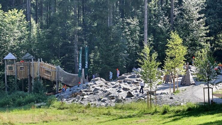 Weltwald in Freising