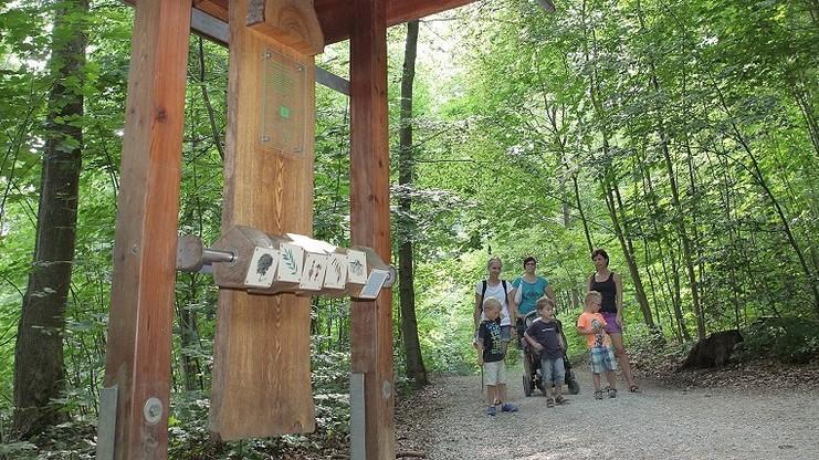 Walderlebnispfad Freising